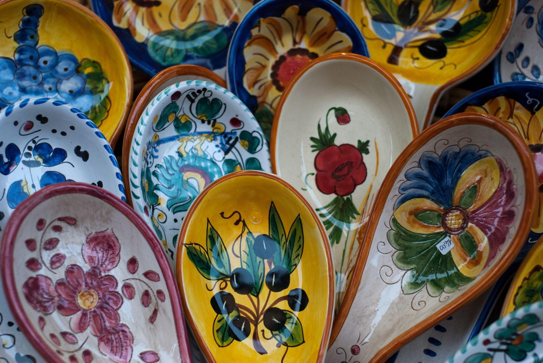 Ceramica Umbra San Giuseppe.Artigianato Di Orvieto Exploring Umbria