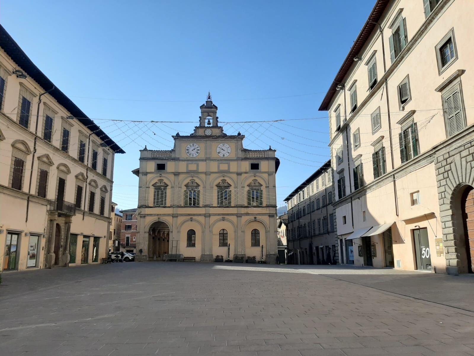 Palazzo del Podestà Città di Castello - Exploring Umbria