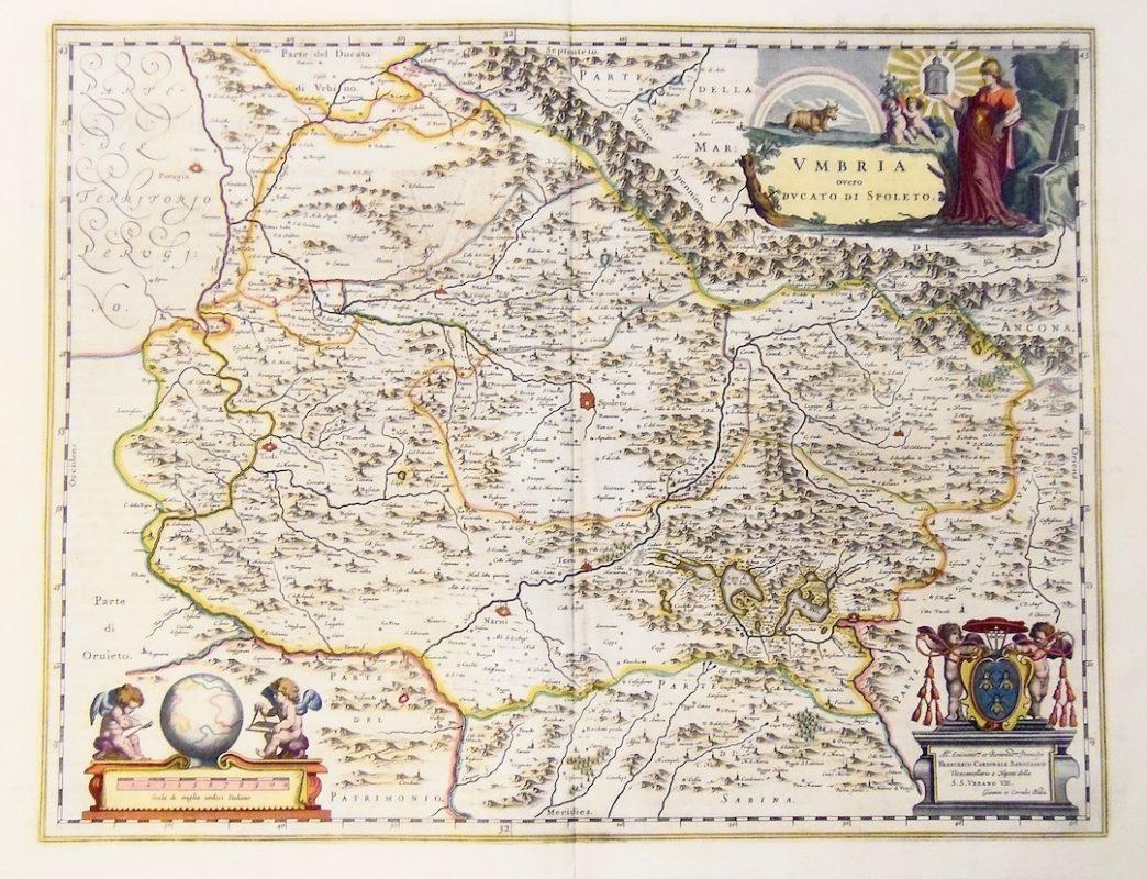Il Ducato di Spoleto Storia Umbria
